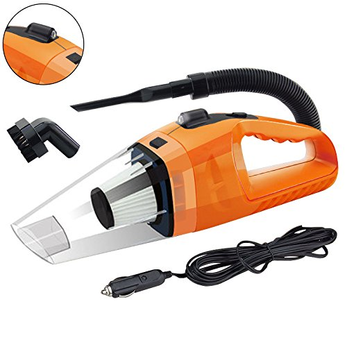 Aspirador de coche portátil de mano aspiradora para coche mojado seco aspiradora 4.0kPa succión Auto herramientas de...