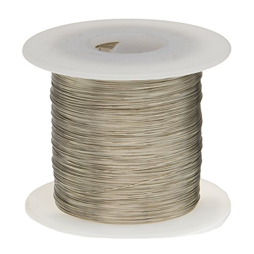 Remington Industries 30TCW250 Tinned Copper Wire, Buss Wire, 30 AWG, 250' Length, 0.0100