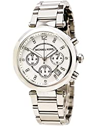 Michael Kors Womens Parker Stainless Steel Bracelet Watch - MK5700