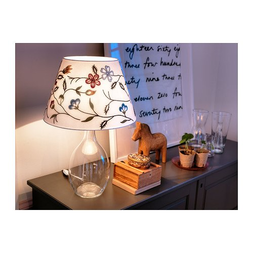 Ikea Lamp Shade Alvine Parla 11 Quot White With Design Buy Online In Uae Hi Products In The Uae