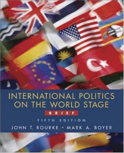 International Politics on the World Stage, Brief, MP w/PowerWeb