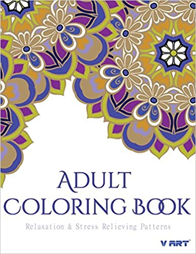 Adult Coloring Book: Adults Coloring Books, Coloring Books
