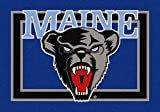 NCAA Team Spirit Door Mat - Maine Black Bears, 56'' x 94''