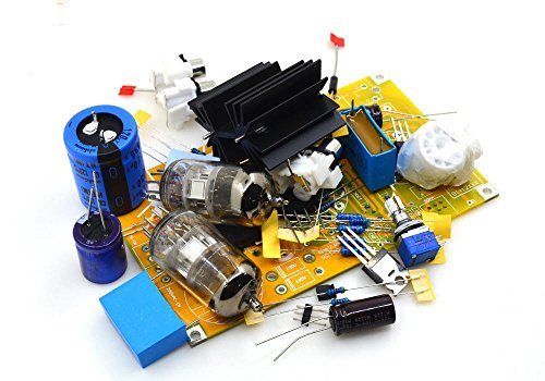 PRT-02A Tube Preamplifier Kits Including Tube by JINGLUYAO