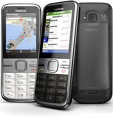 nokia c5 with 5mp camera amazon in electronics