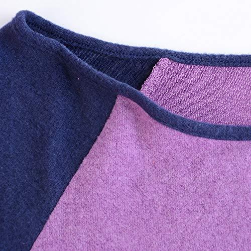 Vertvie Femmes Sweatshirt Pourpre Pour Sweatshirt Sweatshirt Pour Pourpre Vertvie Vertvie Pour Femmes Femmes Pourpre Vertvie 4AqZ56qTw