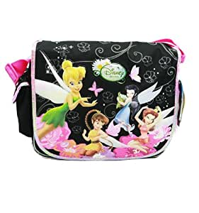 Disney Tinker Bell Large Messenger Bag - Backpack Girls Kids Tinkerbell