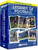 Legends of Football Classic Chelsea Matches Box Set [Multi-Region DVD]