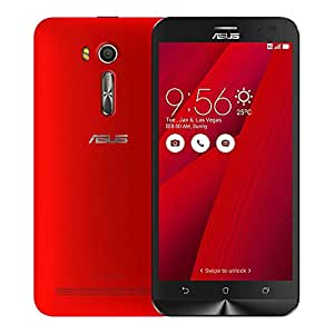 ASUS ZenFone Go (ZB552KL) 2GB / 16GB 5.5-inches Dual SIM Factory Unlocked - International Stock No Warranty (Glamour Red)
