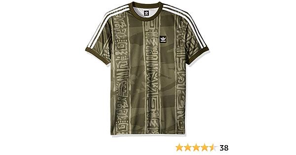 Amazon.com: adidas Originals Men's Dakari Jersey, night cargo/raw ...