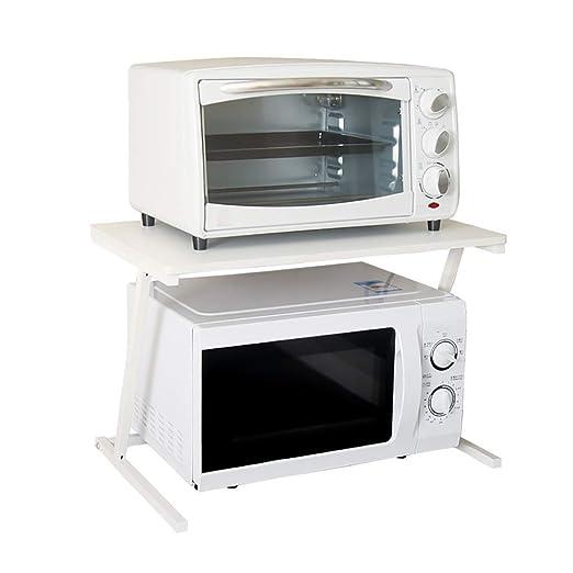 Fenfatuqiang Microondas Estante de Cocina Estantes de Cocina ...