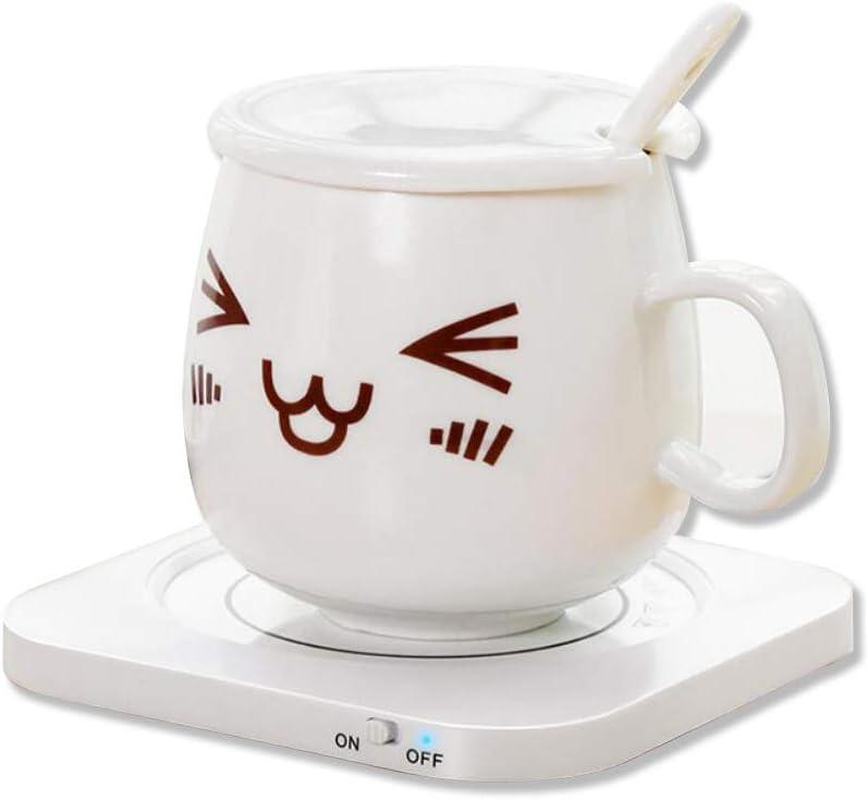 保温コースター USBカップウォーマー コーヒーウォーマー