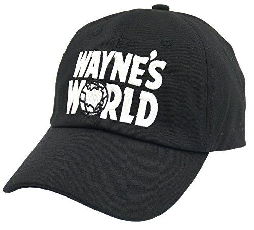 d4c8c1e546fa5 Wayne s World Hat Cap Waynes World Dad Hat Wayne Movie Baseball Cap ...