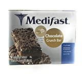 Medifast Chocolate Crunch Bars (1 Box/7 Servings)