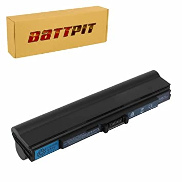 Battpit Recambio de Bateria para Ordenador Portátil Acer Aspire One 752-742b (6600mah / 71wh)