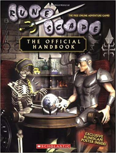 Runescape: The Official Handbook [With Poster]: Amazon co uk: Tracey