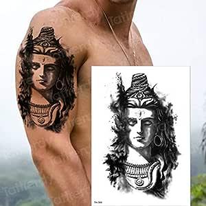 Modeganqing Tatuaje a Prueba de Agua de 5 Piezas Tatuaje para ...