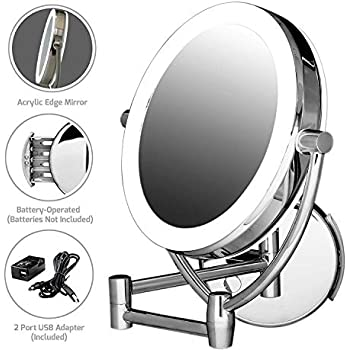 Amazon Com Ovente Wall Mount Mirror 1 215 10