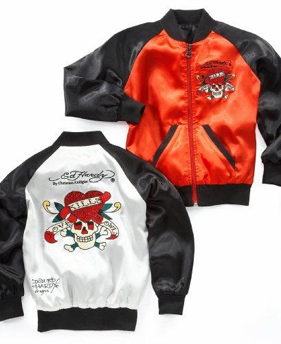 Ed Hardy Women Jeans (Ed Hardy Girls Love Kills Slowly Swarovski Crystal Red 4/5 Windbreaker Jacket)