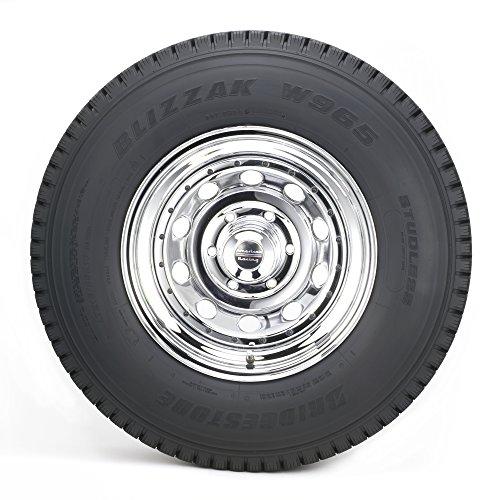 Bridgestone Blizzak W965 Winter Radial Tire - 265/75R16 123Q by Bridgestone (Image #2)
