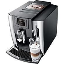 Jura E8 Chrome (Model #15097) Automatic Espresso Machine