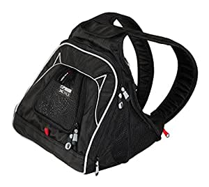 xpack front carrier backpack car seat color black label 12 x12 x12 soft sided. Black Bedroom Furniture Sets. Home Design Ideas