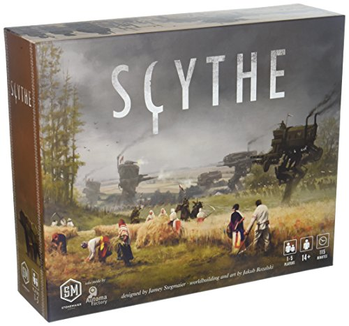 Scythe Board Game - Shop Nearby Stores
