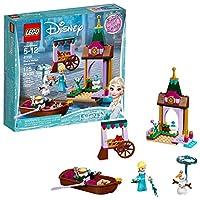 LEGO Disney Princess Elsa's Market Adventure 41155 Building Kit from LEGO