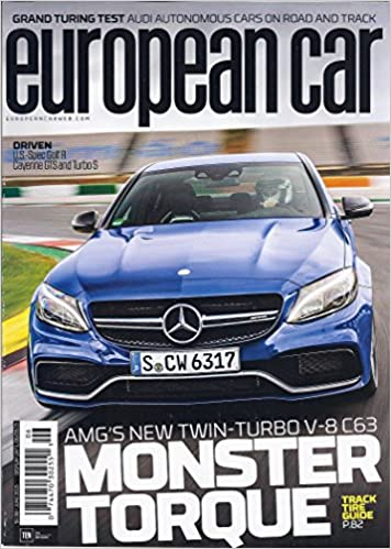 European Car Magazine June 2015 Michael Febbo Amazon Com Books