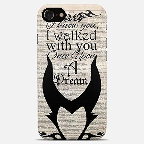 Inspired by Maleficent phone case Maleficent iPhone case 7 plus X XR XS Max 8 6 6s 5 5s se Maleficent Samsung galaxy case s9 s9 Plus note 8 s8 s7 edge s6 s5 s4 note gift art cover disney dragon film