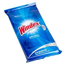 Windex Glass and Surface Wipes