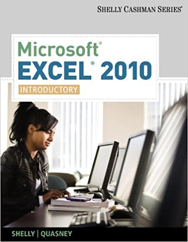 Amazon com: Microsoft Excel 2010: Introductory (Available