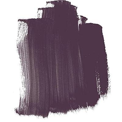 Golden High Flow Acrylic Paint, 16 Ounce, Permanent Violet Dark