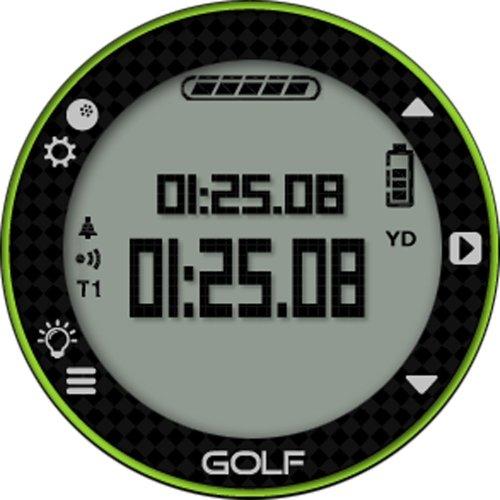 SkyCaddie GPS Golf Watch Black by SkyCaddie (Image #6)
