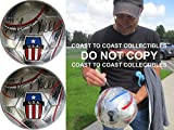 Kasey Keller,seattle Sounders,usa,signed,autographed,soccer Ball,coa,with Proof - Autographed Soccer Balls