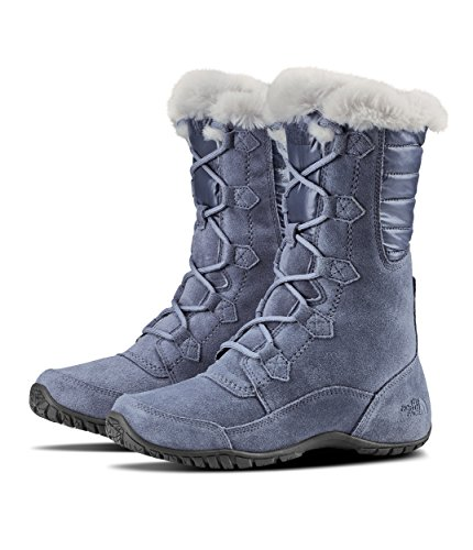 The North Face Women's Nuptse Purna II - Grisaille Grey & Tin Grey - 10.5