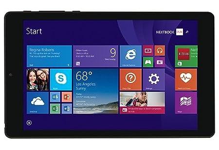 Nextbook 8 Tablet 16GB Windows 8 1 (NXW8QC16G)