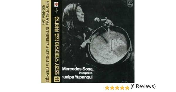 Interpreta Atahualpa Yupanqui: Mercedes Sosa: Amazon.es: Música