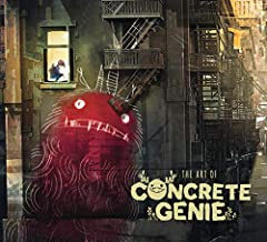 Walk among the mysterious streets of Denska and collect the real pages of artwork behind PixelOpus' endearing video game Concrete Genie!This art book studies the power of self-expression, creativity and the game's core fantasy of making anyon...