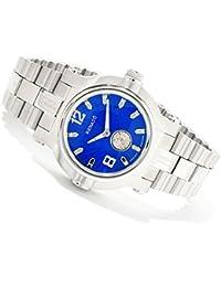 Beast Diamond Stainless Steel Watch Blue Dial