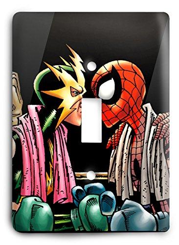 Spider-Girl v81 Light Switch Cover