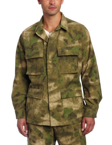 Fg Camo (Propper Men's BDU Coat, A-TACS FG Camo, Medium Regular)