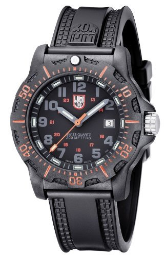 Luminox 8815 Black Ops Carbon Mens Watch - Black Dial