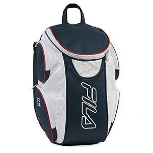 תיק טניס מקצועי הכולל כיס לנעלי ספורט מאת חברת FILA באתר tennisnet !