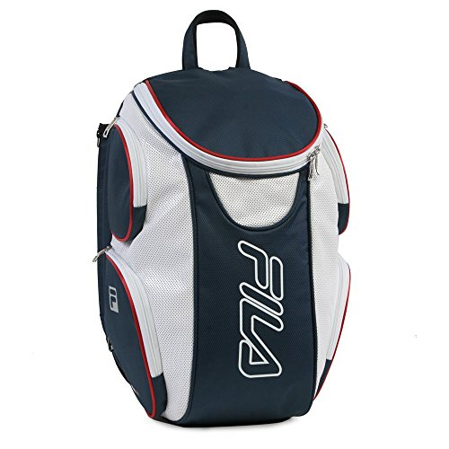 Fila Ultimate Tennis with Shoe Pocket, Red/White/Blue