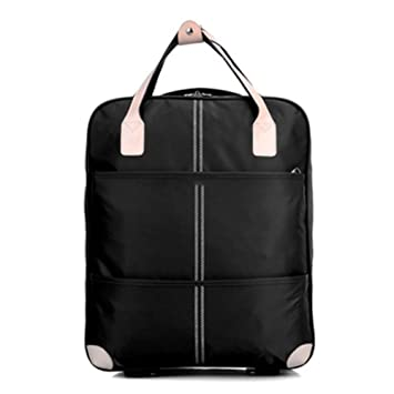 57ee0e93deed DCRYWRX Large Capacity Trolley Travel Bag,Luggage Storage Bag ...