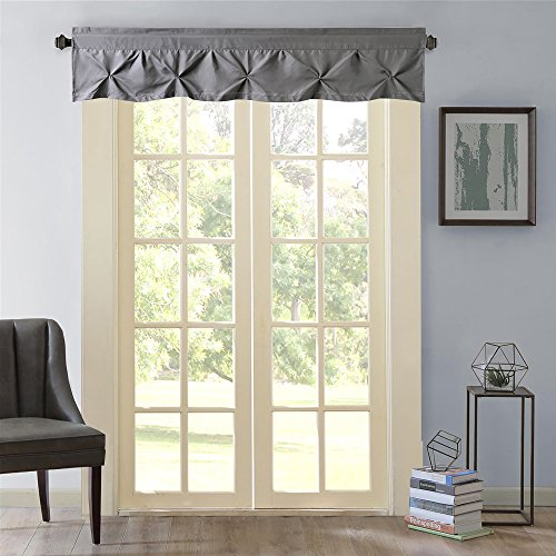 Sweet Home Collection Pinch Pleat Kitchen Curtain Window Treatment Choice 24