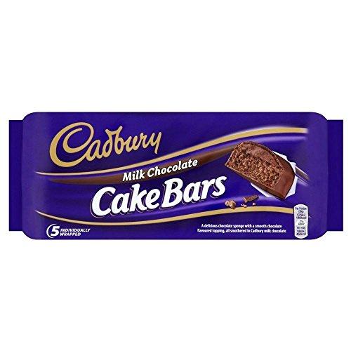 Cadbury Milk Chocolate Cake Bars