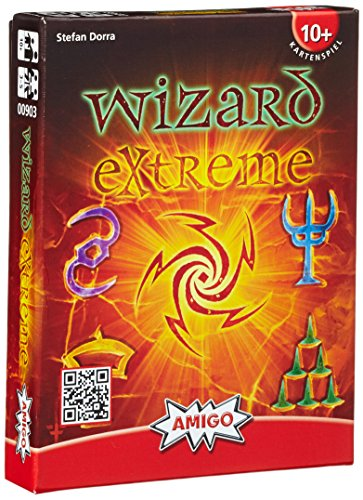 Amigo 00903 - Wizard Extreme, Card Game, used for sale  Delivered anywhere in Canada