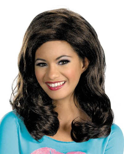 Disguise Disney Shake It Up Rocky Wig Costume Accessory, One Size (Shake It Up Halloween Costumes)